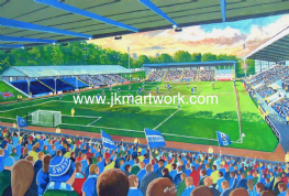 the shay on matchday print